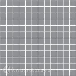 Керамическая мозаика Темари графит матовый 29.8x29.8