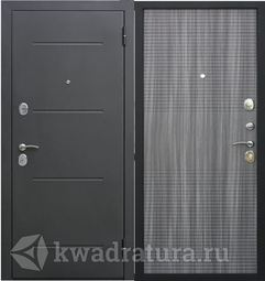 Входная дверь Феррони Гарда 7,5 Венге тобакко