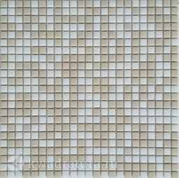 Мозаика стеклянная Bonaparte Vanilla 31,5х31,5