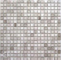 Мозаика каменная Bonaparte Dunes-15 slim (POL) 30.5x30.5
