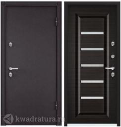 Дверь входная стальная Торэкс Snegir 20 MP Венге