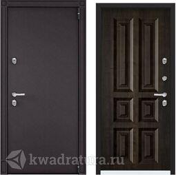 Дверь входная стальная Торэкс Snegir 20 MP Медь/КТ Дуб мореный S20-01