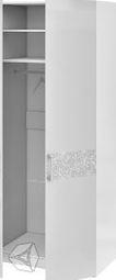 Шкаф Амели с 2 глухими дверями для одежды