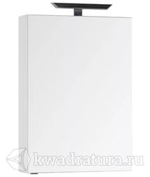 Зеркало-шкаф Aquanet Эвора 60 белый